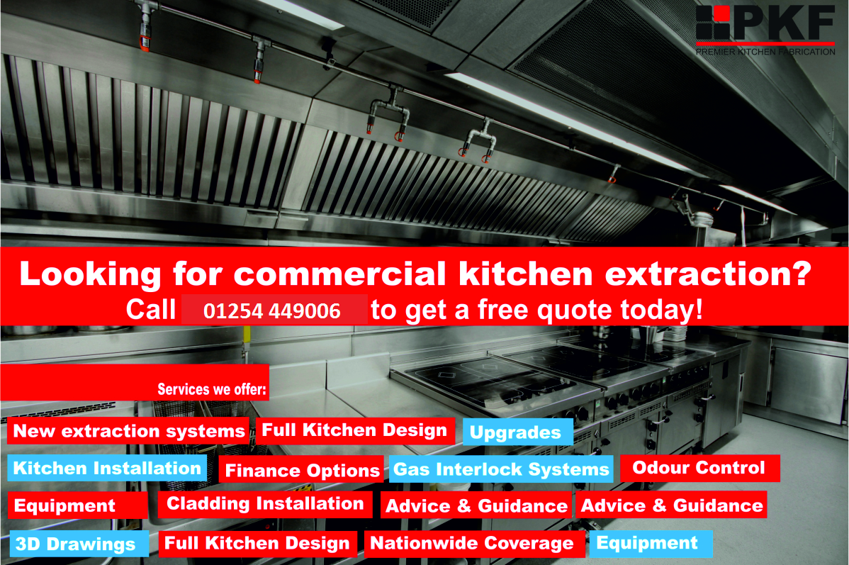 Commercial Extraction & Ventilation Systems