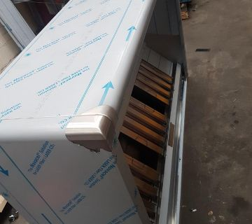 Canopy, Ductwork & Component Fabrication